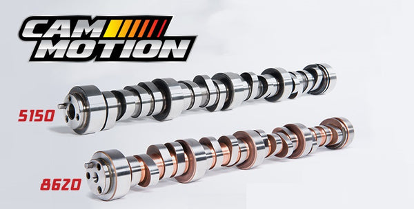 4DHPClub Custom Grind Cam Motion LS Camshaft - 5150 or 8620 Core