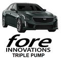 Fore Innovations - 2016+ Cadillac CTS-V V3 Triple Pump Fuel System