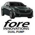 Fore Innovations - 2016+ Cadillac CTS-V V3 Dual Pump Fuel System