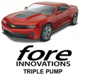 Fore Innovations - 2010 - 2015 Chevrolet Camaro (SS, ZL1, Z28) Triple Pump Fuel System