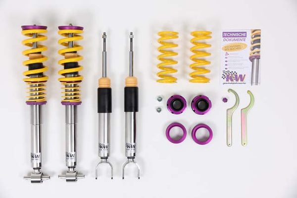KW Coilover Kit V3 Cadillac CTS, CTS-V V2 w/ magnetic ride