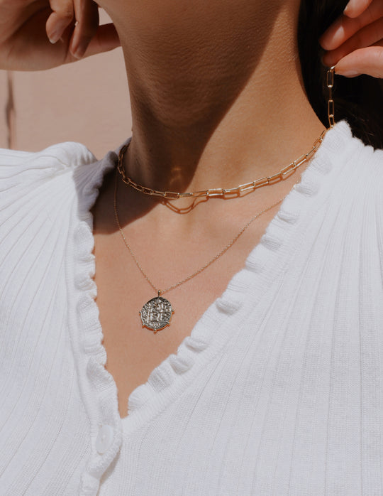 How To Layer Necklaces | Handmade, Original Gold Filled Jewelry | Luna Lux Gems