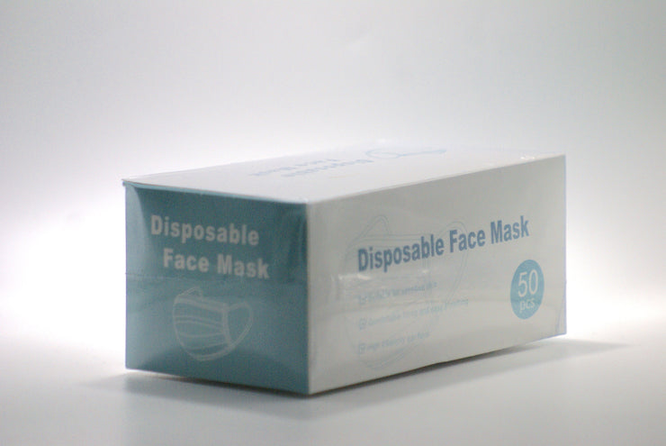OPMH Project | Disposable Face Masks 50 Count
