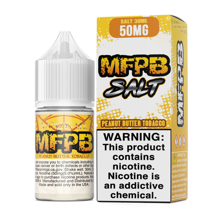 Vapergate | MFPB Salt | OPMH Project