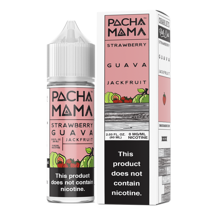 Pacha Mama | Strawberry Guava Jackfruit | OPMH Project