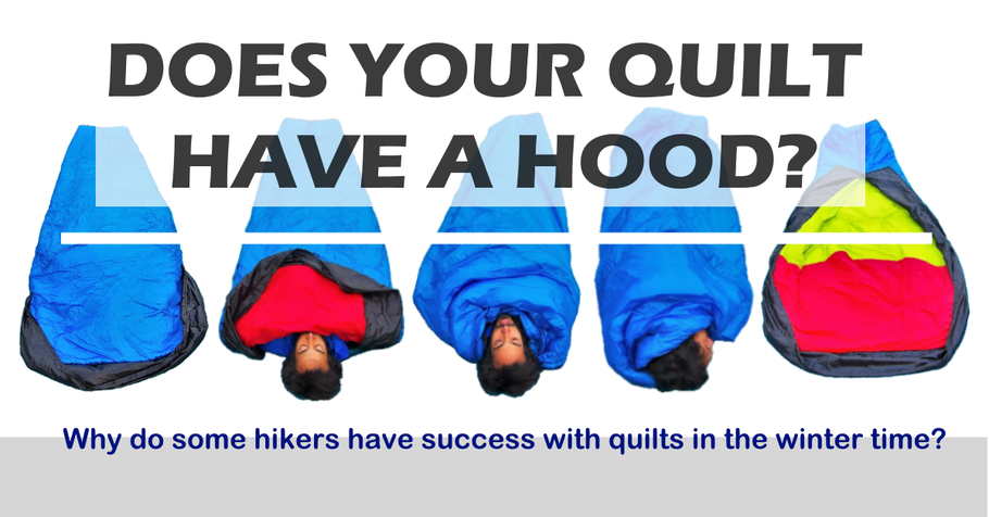 Does your quilt have a hood?
