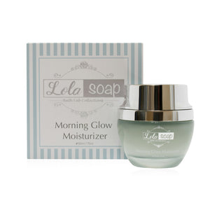 Morning Glow Moisturizer