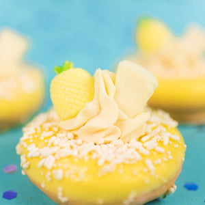 Coconut Pineapple Donut Soap