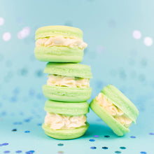 Load image into Gallery viewer, Cucumber & Mint Macaron Soap