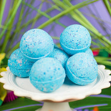 Load image into Gallery viewer, Coconut Handmade Bath Bomb