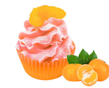 Load image into Gallery viewer, Guava Tangerine Cupcake Soap