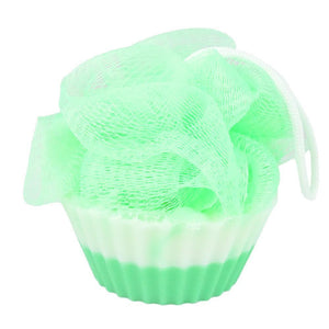 Cucumber Mint Loofah Soap