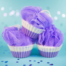 Load image into Gallery viewer, Fresh Lavender Loofah Soap