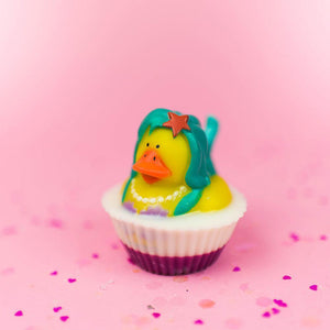 Mermaid Rubber Ducky Soap