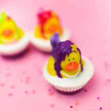 Load image into Gallery viewer, Mermaid Rubber Ducky Soap
