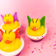 Load image into Gallery viewer, Butterfly Rubber Ducky Soap