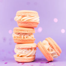 Load image into Gallery viewer, Fresh Peach Macaron Soap