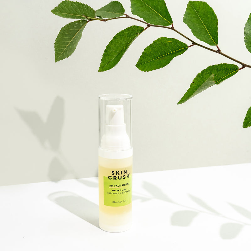 AM Face Serum Desert Lime 30ml
