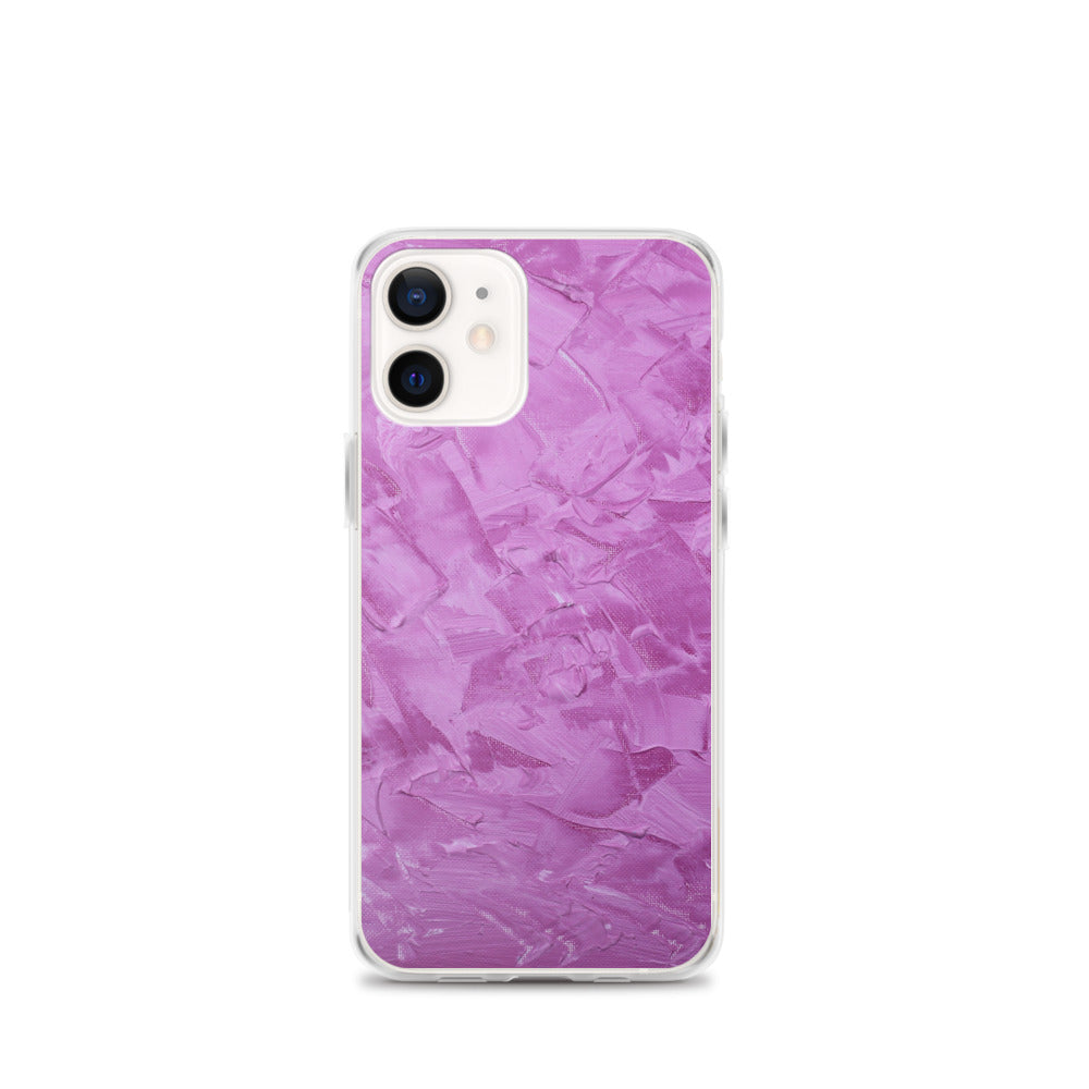 Violet Exstacy iPhone Case