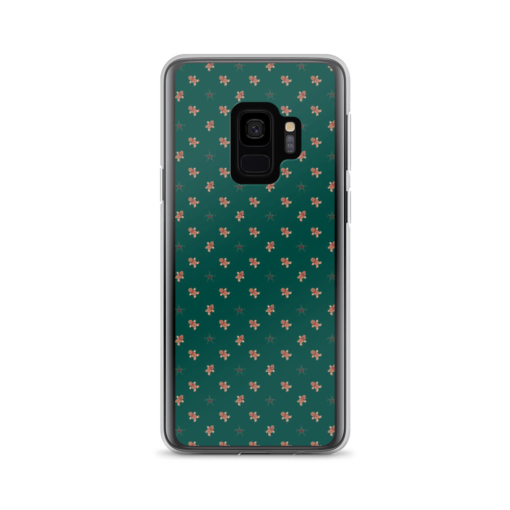 Gingerbread Samsung Case