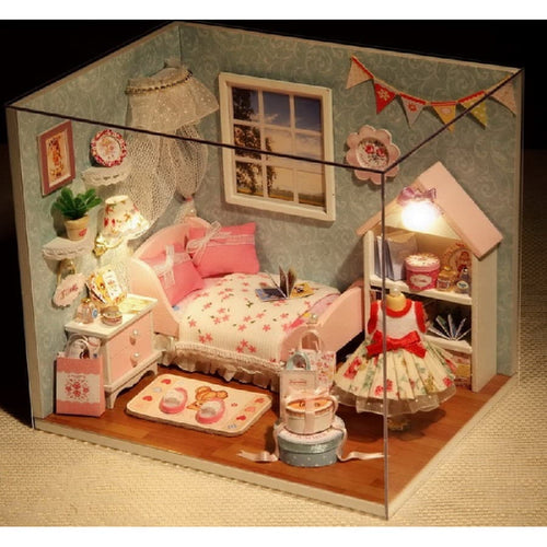 Miniature Dollhouse - DIY H009 Happy Little World