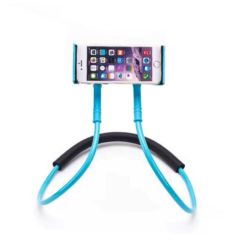 Flexible Neck Holder Lazy Waist Support Selfie Live Show Holder Table Car Phone Holder Stand Bracket Free Your Hand 3.5-6.3inch