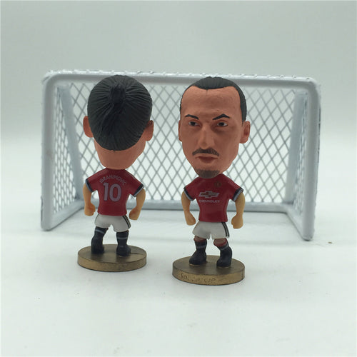 Soccer Action Figure - Zlatan Ibrahimovic (Manchester United)