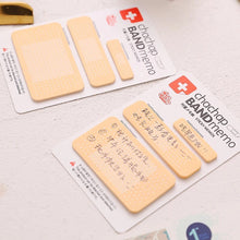 DIY Cute Band-aid Memo Pad Sticky Note Kawaii Paper Sticker Pads  Note Creative Korean Stationery Student 322