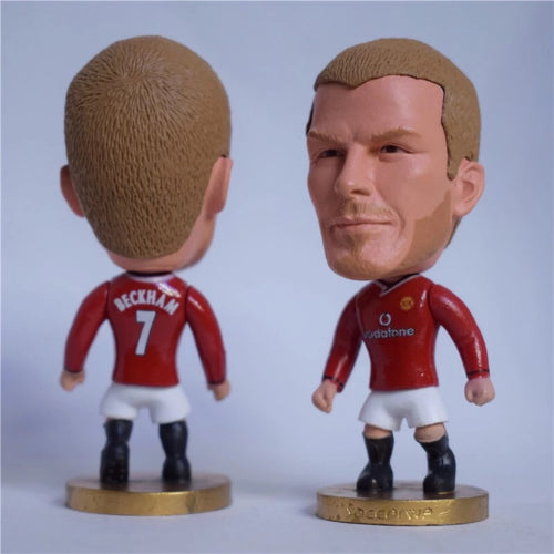 Soccer Action Figure - David Beckham (Manchester United)