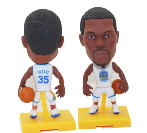 NBA Basketball Action Figure - Kevin Durant (Golden State Warriors)