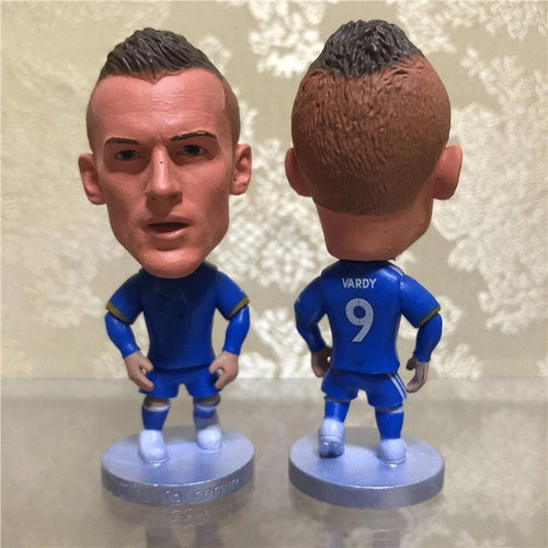 Soccer Action Figure - Jamie Vardy (Leicester City)