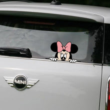 Cute Minnie Mouse Peeping Cover