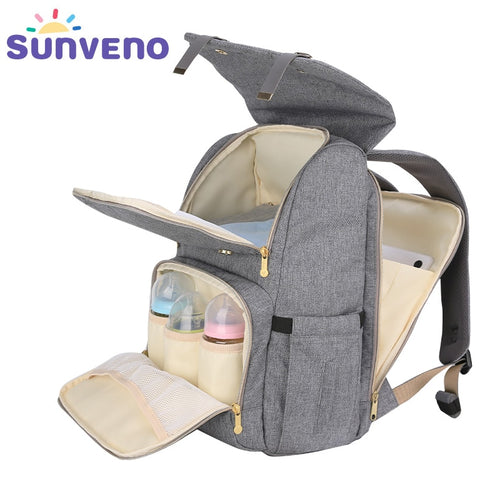 Sunveno Large Size Diaper Backpack