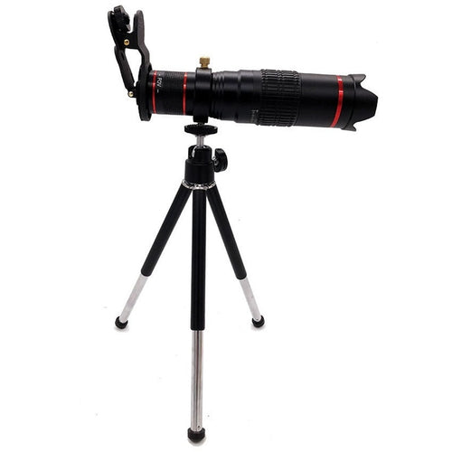 HD 4K 22x Zoom Mobile Phone Telescope Lens