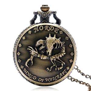 WOW Vintage Quartz Pocket Watch Horde