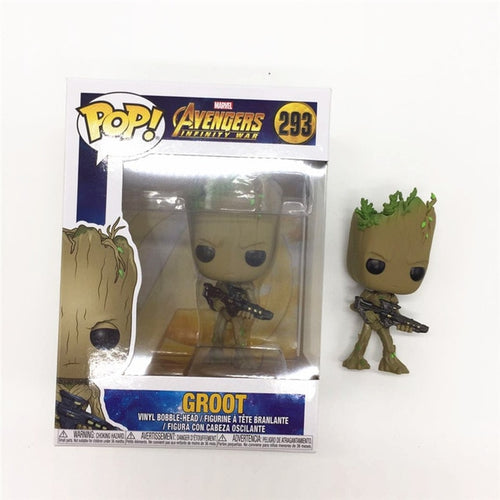 FUNKO POP! First Edition Guardians of the Galaxy Groot