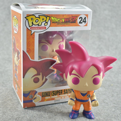 Funko Pop Dragon Ball Z GOKU Super Saiyan - Hush Hobbies