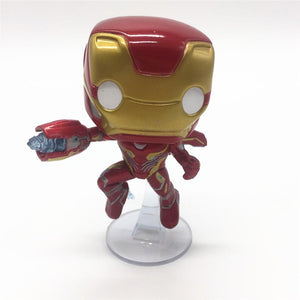 Exclusive First Edition FUNKO POP! Marvel IRON MAN