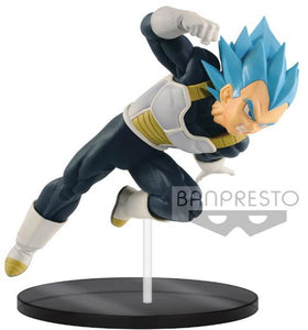 Dragon ball Z SUPER ULTIMATE SOLDIERS-THE MOVIE Blue God Vegeta