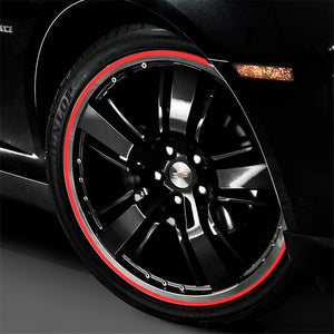 Reflective Car Styling for 17in  Wheel Rim