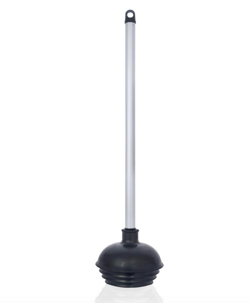 Neiko Toilet Plunger (60166A) with Aluminum Handle