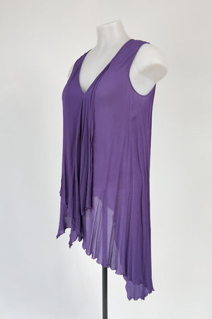 TCD Freefall Tunic - Lavender