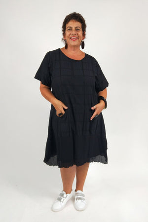 TCD Harri Dress - Black