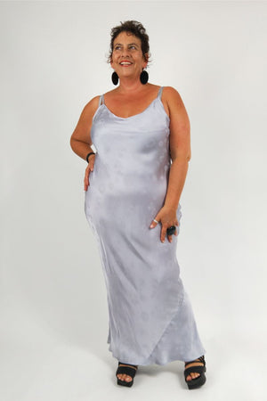 TCD Long Bias Slip - Grey