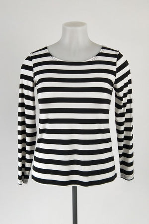 TCD Simply Tee - Big Stripe