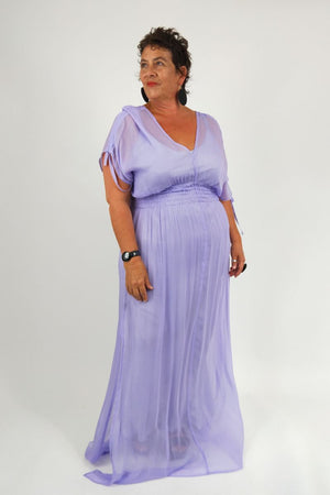 TCD Whimsy Gown - Lilac