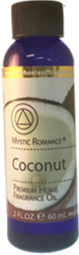 "PREMIUM FRAGRANCE OIL ""COCONUT"" 2 fl.oz"