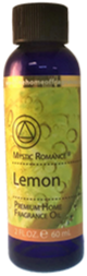 "PREMIUM FRAGRANCE OIL ""LEMON"" 2 fl. oz."