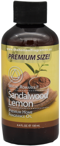 Sandalwood & Lemon