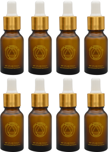 8 bottles of Essential Oil